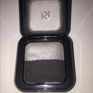 Kiko eyeshadow high pigment wet and dry